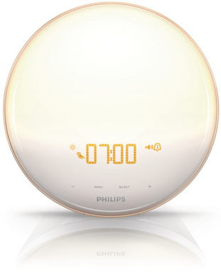Wake Up Light by Philips
